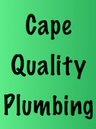 Cape Quality Plumbing & Heating