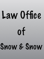 Law Offices of Snow & Snow