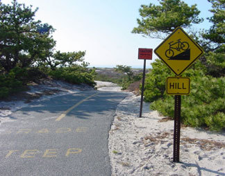 Cycle the Cape Cod Spiral